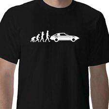 Evoluzione dell' uomo, MAZDA RX-7 Serie 1 T-Shirt