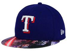 Official MLB Star Wars Texas Rangers New Era 59FIFTY Hat