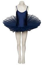 pour filles et femmes bleu marine DANSE CLASSIQUE BALLET Déguisement complet