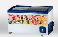 Ice Cream Decals Soft Serve Freezer Treats Hand Scooped Decor Walls Windows Cart