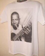 Robert Johnson Foto Camiseta Delta W330 música blues Muddy Waters John Lee Hooker
