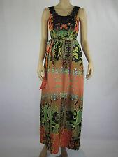 Fleurette by Fleur Wood Ladies Ivy Paisley Dress size 8 Colour Multi