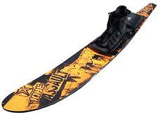 """Jobe Assault Junior Monoski 63,5 """" Ski Nautique Mono Fixation Salomonski"""