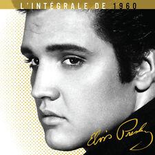 CD Elvis Presley : l'intégrale de 1960 - Coffret 2 CD