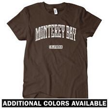 Monterey Bay California Women's T-shirt S-2X - Gift Surfing Surfer City 831 Cali
