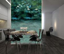 3D Loto Piscina 9 Parete Murale Foto Carta da parati immagine sfondo muro stampa