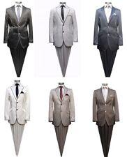 Herren Anzug Hochzeit Fest Tailliert