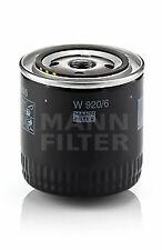CHRYSLER 300M 2.7 2x Oil Filters 98 to 04 EER Mann 5281090 05281090 K05281090