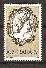 Australia # 518 Mlh Country Women'S Association
