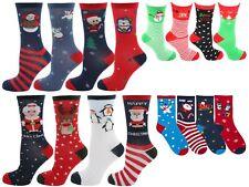 RJM Ladies Christmas Socks