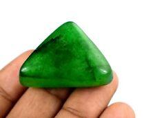 Green Emerald Loose Gemstone Brazilian Natural Fancy Shape Halloween Offer