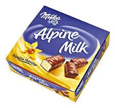 MILKA HAPPY COWS Vanilla Flavor Pralines Chocolate Covered Marshmallows 350g
