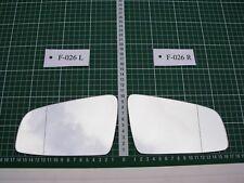 SPECCHIETTI VETRO SPECCHIO vetro di ricambio Opel Zafira B a partire dal 2005-2008 li o re ASPH