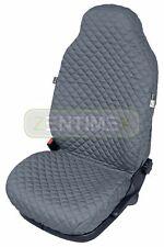 Sitzbezug klimatisierend grau für Mercedes S-Klasse W126 Stufenheck Limousine 4-