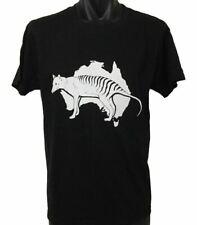 Australia Tasmanian Tiger T-Shirt (Black, Adult Sizes S M L XL 2XL 3XL 4XL)