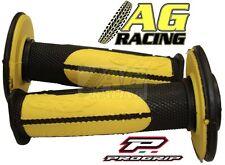 Pro Grip Progrip 798 Grips Yellow Motocross Enduro Honda CR CRF XR XL CRM CRFX