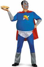 The Simpsons Homer Pie-Man Adult Halloween Costume
