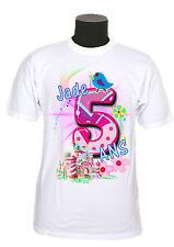 tee shirt anniversaire personnalisable chiffre et  prénom au choix réf AN03