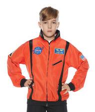 Astronaut Orange Child Space Explorer Costume Accessory Jacket