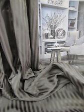 Beautiful Maurice Kain MAYPOLE Seal Striped Uncoated Curtain Fabric SALE