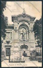 Milano Acquario cartolina D9580 SZI