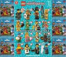 1 LEGO® MINIFIGUR -im DVB oder OVP- Ihrer Wahl aus der Serie 5 - LEGO #8805
