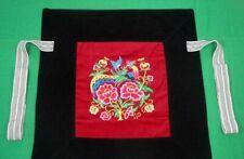 Flowery Mei Tai Baby Carrier 100% Handmade Art Front Back Sling Wrap Podaegi 116