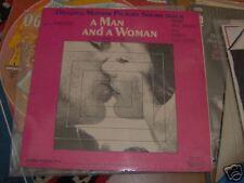 A MAN AND A WOMAN OST MINT ITALIA 1966