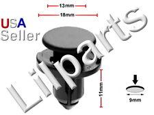 Toyota Front Spoiler Grille Retainer Fastener Rivet Clip 90467-09185