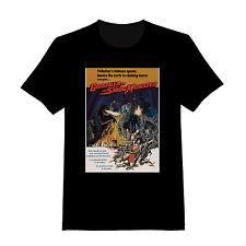 Godzilla vs The Smog Monster - Custom Adult T-Shirt (175)