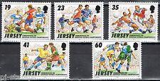Europa Sympathy 1996 Jersey 737-741 EK voetbal EC soccer