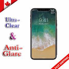 3X Clear & Anti Glare Matte Screen Protector Apple iPhone 7 8 Plus X XS Max XR
