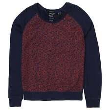 Maison Scotch Embroidered Mesh Sweater