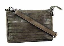 Landleder Leder Handtasche Schultertasche braun 379