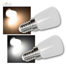 LED Kolbenlampe, E14, 2W, 160lm warmweiß/daylight, Mini Birne Leuchtmittel E-14