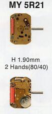new Miyota 5R21 5R32  watch quartz battery movement complete moduel