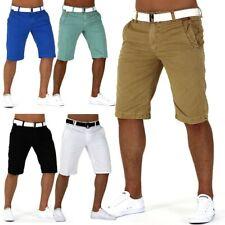 Trendy Herren Capri Celebration Bermuda Cargo Shorts Kurze Hose Short