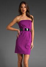 NWT Trina Turk Delphic Strapless Dress Purple Orchid $228 - 12