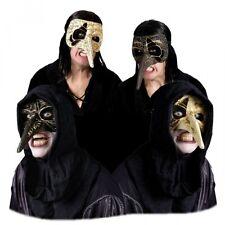 Venetian Raven Mask Adult Creepy Masquerade Costume Halloween Fancy Dress