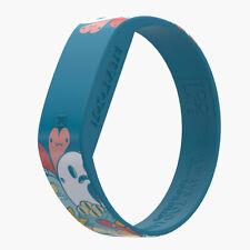 Orologio Too Late Led Watch Azzurro Graffiti subacqueo silicone digitale in gomm