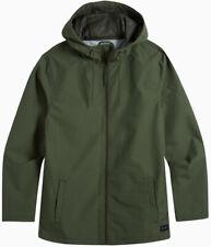 Animal Byro Jacket in Dark Olive Green