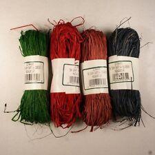 Raffia Bundles 1.75oz. Craft Free Shipping (Choose Color)