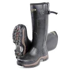 Suciedad Boot de neopreno Goma Wellington Muck Boot Pro Deporte Caza Cremallera Negro