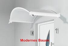 GUTTA Vordach Ovalbogenvordach OV/B 160 cm und 200 cm, Dach und Abdeckung weiß