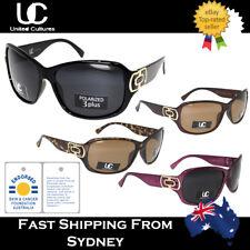 United Cultures Ladies Polarized 3Plus Sunglasses 4 Colours Cancer Council style