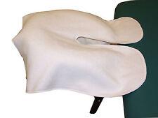 Polar Fleece Drape Face Cradle Cover ( Pack of 3)