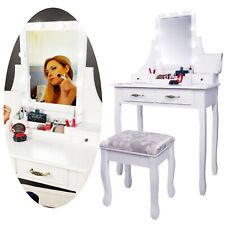 Schminktisch Beleuchtung Licht Frisiertisch Kosmetiktisch Spiegel weiß Makeup