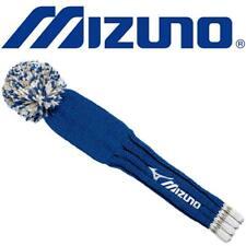 Mizuno Pom Pom Driver Wood Headcover - Staff Blue/ White
