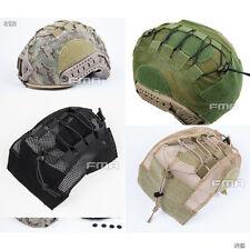 FMA Tactical Airsoft Military Helmet Cover Skin for FAST / Ballistic Helmet