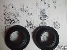 (x2) ROVER sd1 v8 3.5 Carb Carburatore Stromberg diaphrams cd175 (1977 - 86)